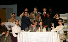 JAHS Drama Club's Production of Arsenic and Old Lace