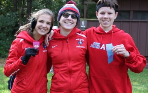 Three Advance to Cross Country Semi-State