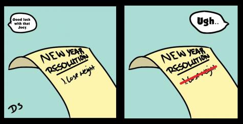 Christmas Comic Strip