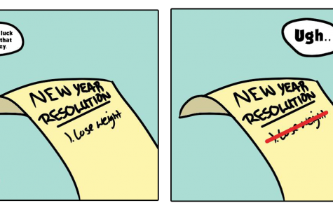 New Year's Comic