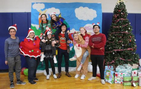 NHS Holiday Party