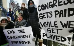 No End for the Shutdown, No Pay for the Workers