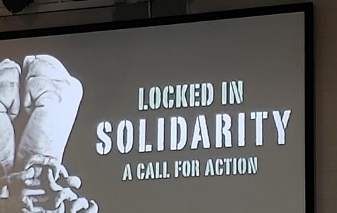 "Locked in Solidarity: ""This is the new age of slavery"""