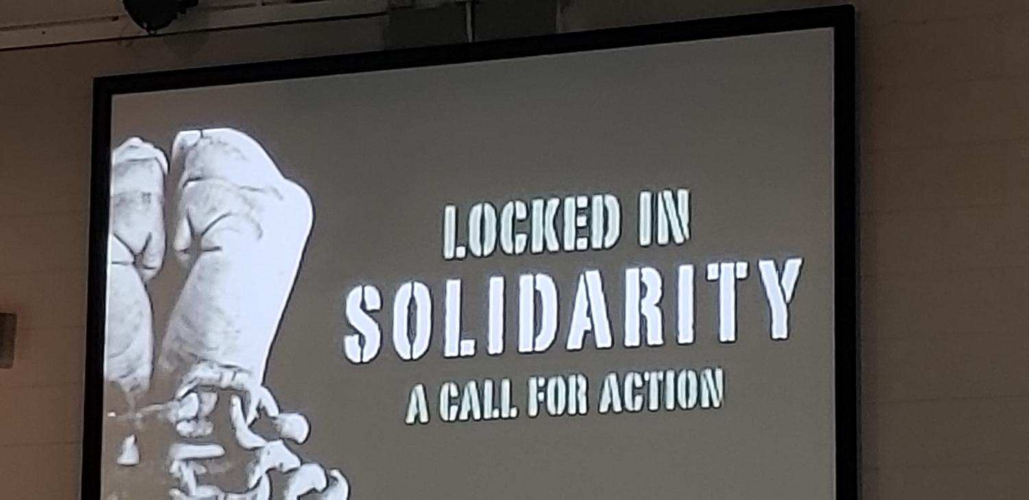 Locked in Solidarity is focused on fighting the negative community impact of mass incarceration.