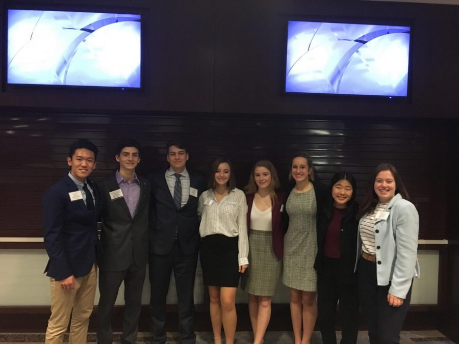 Students Travel to Chicago for Model UN