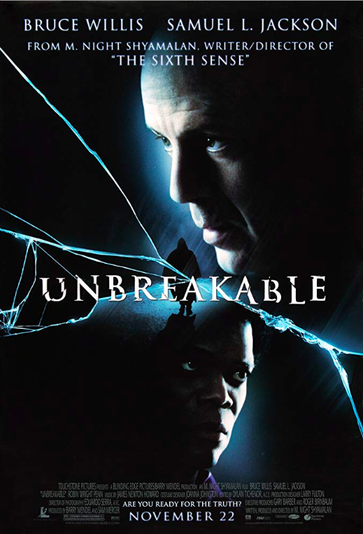 Movie Poster_Unbreakable