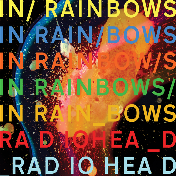 This is the cover art for Radiohead's seventh studio album,