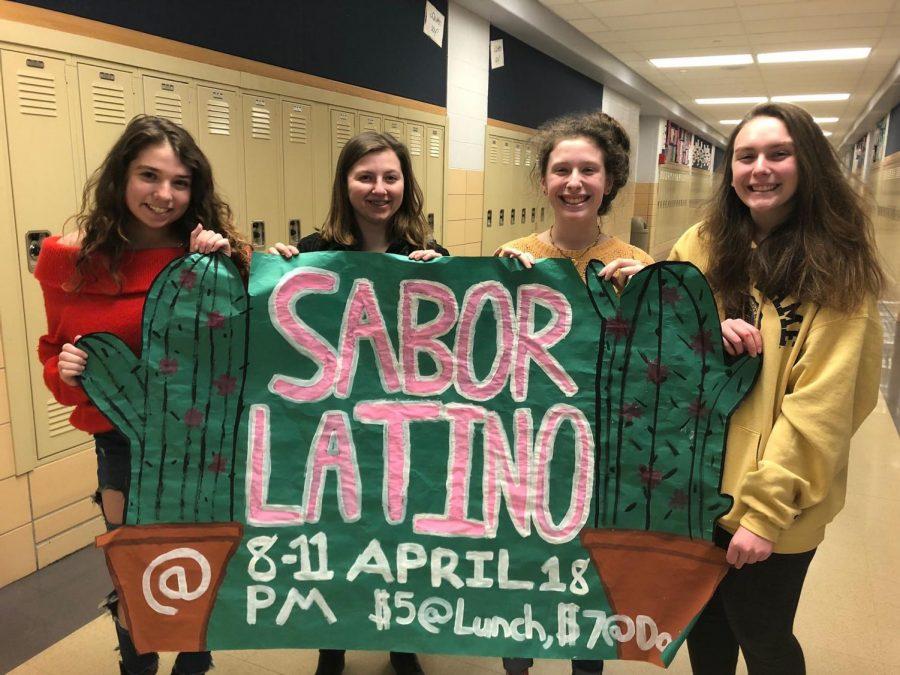 """Todos Juntos"" at Sabor Latino"