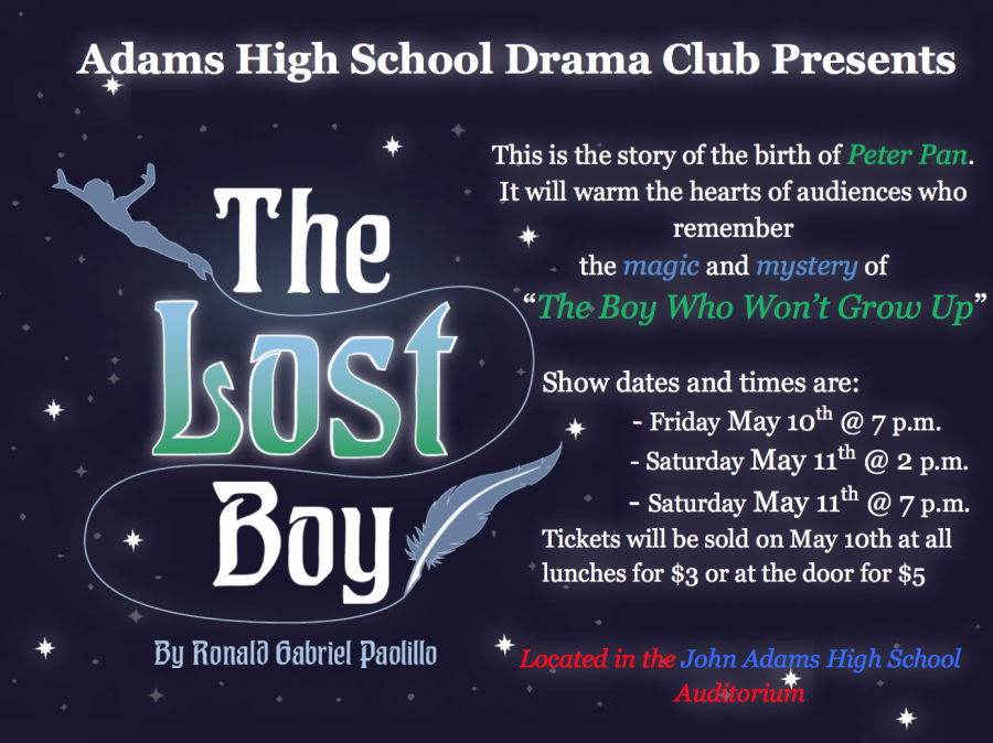 Lost Boy Preview