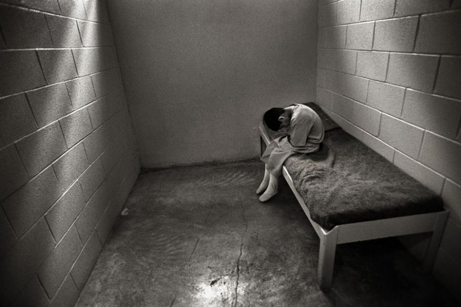 Solitary Confinement Isn't Solving Problems
