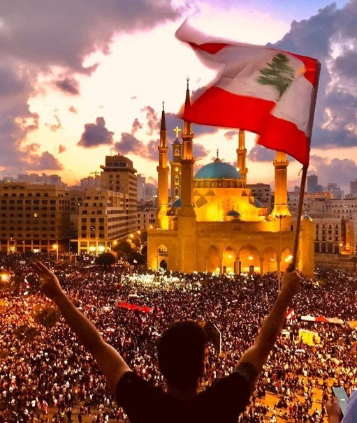 Lebanon Protests for Freedom--It's Time to Listen