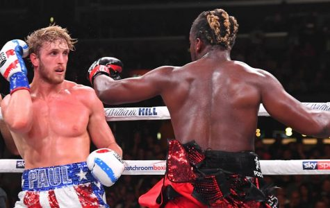KSI beats Logan Paul