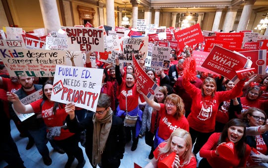 Thousands of Teachers Will Travel to Indianapolis to Support Public Education