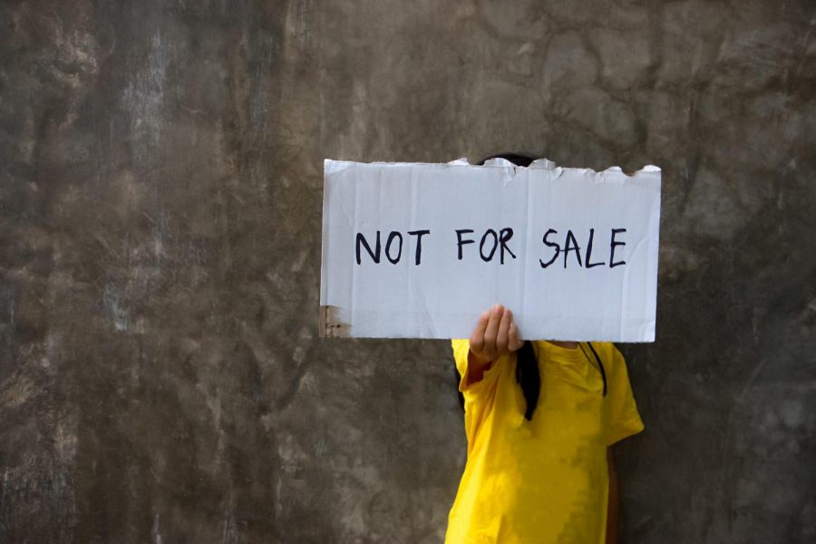 Why We Need To Keep Talking About Sex Trafficking