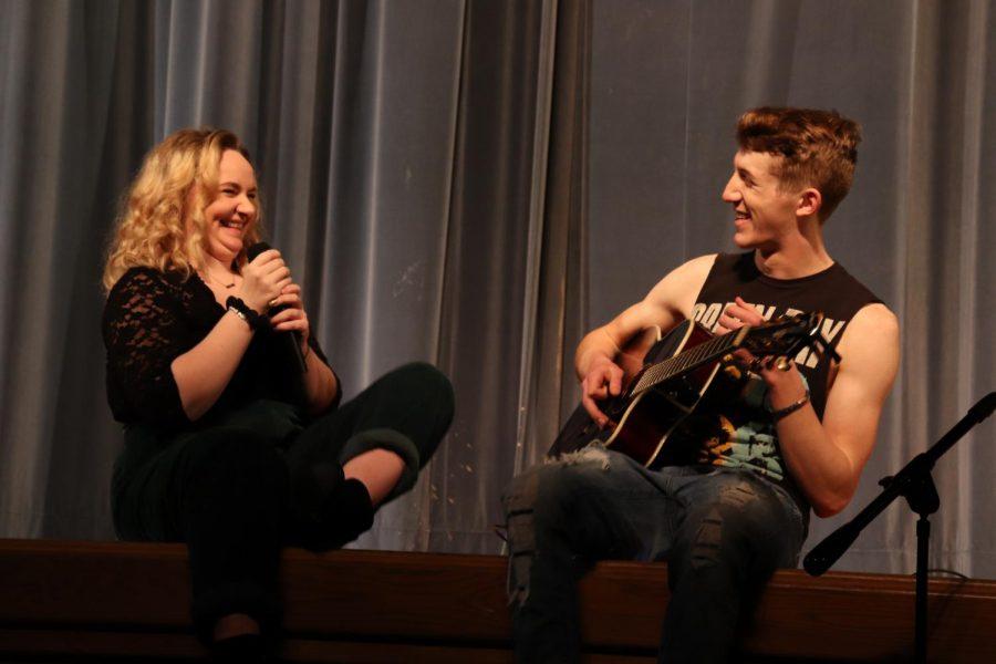 Isabella Ernsberger & Ryan Downey