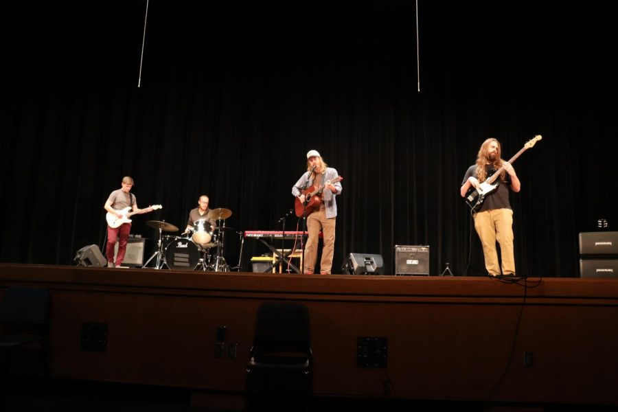 Joe Baughman and the Righteous Few
