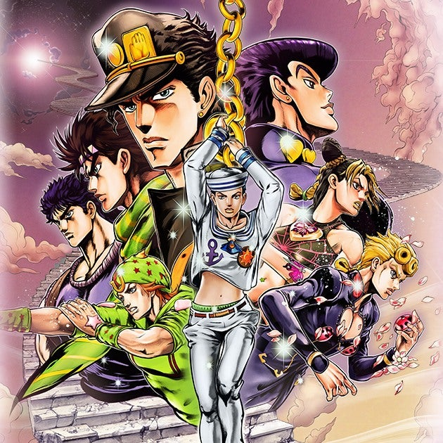 The Beauty Of Jojo's Bizarre Adventure