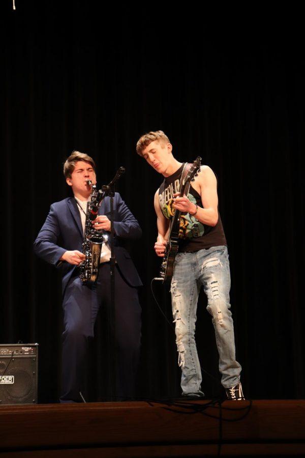 Seth Kirpatrick & Ryan Downey