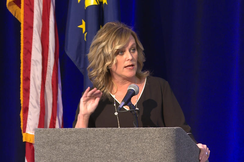Jennifer McCormick, Indiana Superintendent of Public Instruction