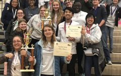 JAHS Science Olympiad Wins Second and Fourth at Whiting