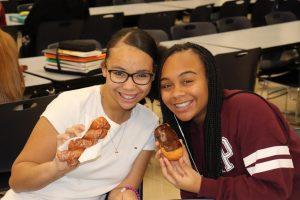 JA Students Rewarded with Honor Roll Breakfast