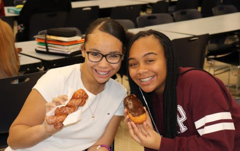 JA Students Rewarded with Honor Roll Breakfast