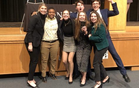 Adams wins mock trial regionals, teams advance to state