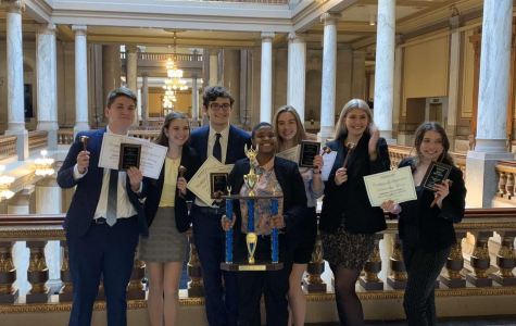 Adams Regains State Title for Mock Trial
