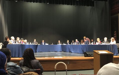 Meeting Between the Common Council and School Board