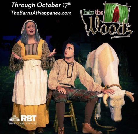 Finegan Elliott Goes INTO THE WOODS