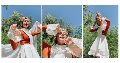 Photography and costume design in the image above was created by Zuzanna Kukawska.