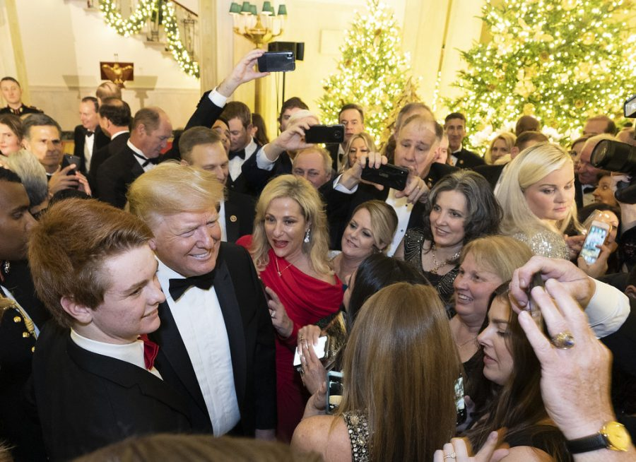 X-mas in the White House 2020