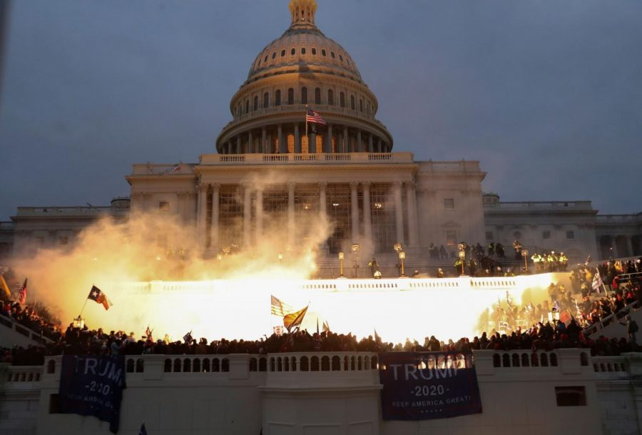 The Attack On The Capitol Was An Attack On All Of U.S.