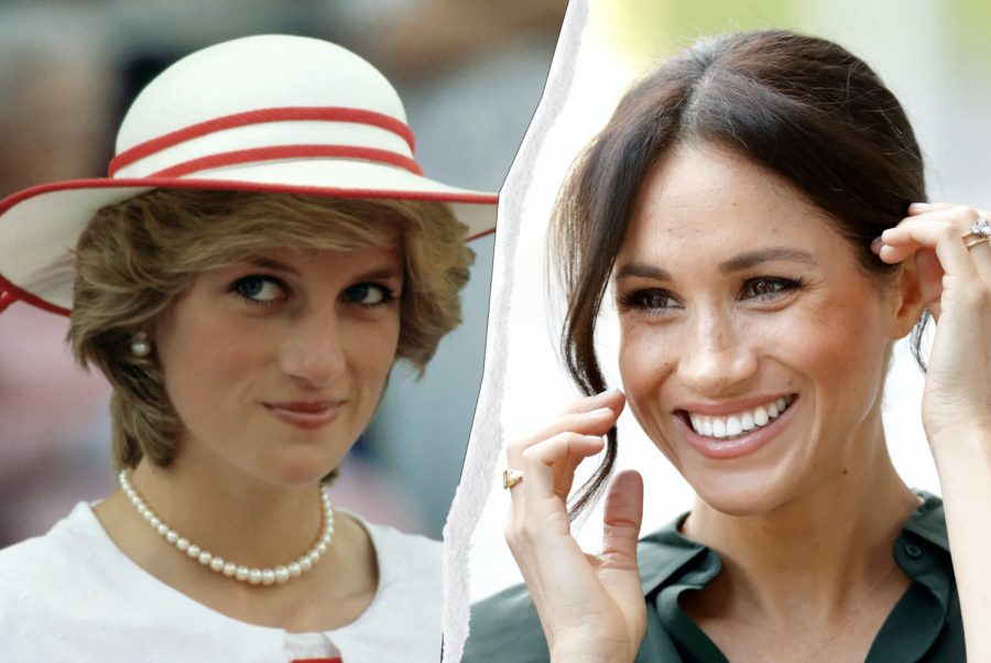 Princess Diana and Meghan Markle: Decades Later, Another Royal Wife Free